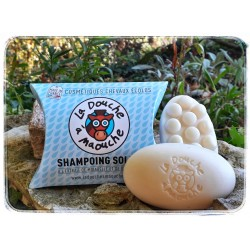 SHAMPOING SOLIDE 170G