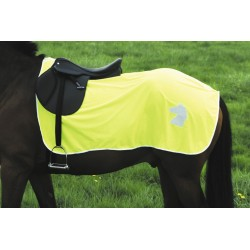 COUVRE REINS FLUO