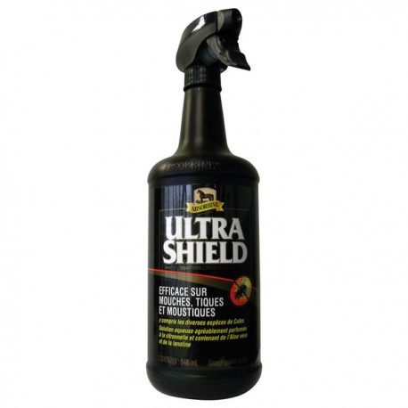 Spray anti-insectes Ultrashield fly Absorbine 946 ml